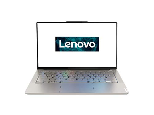Lenovo Yoga S940 Laptop 35,6 cm (14 Zoll 1920x1080, FHD, IPS, Touch) Slim Notebook (Intel Core i7-1065G7, 16GB RAM, 512 GB SSD, Intel Iris Plus Grafik, Windows 10 Home) champagner
